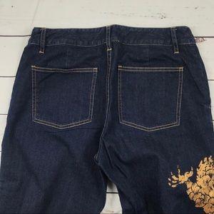 Women's Lauren Jeans Co. Ralph Lauren Size 8 Jeans